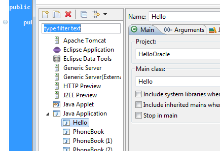 Making Connection to Oracle Database System with Java